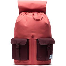 Herschel Dawson Sac à dos, mineral red/plum
